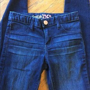 Girls GAP 1969 Legging Jeans